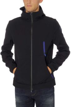 Felpa Uomo Hoodie Full Zip North Sails 69-4348