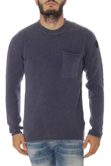 Maglia Uomo Crew Neck W/Pocket North Sails 69-8296