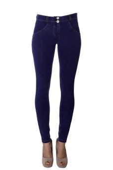 Pantalone Donna WR.UP In Denim Freddy WRUP1RC002